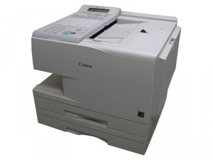 中古 普通紙FAX L4800
