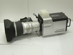 SONY HDC-X300 + CANON VCL-719BXS