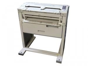中古 【希少】アナログ広幅複写機 A1コピー機 spirio Wide410DX