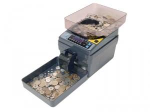電動小型硬貨選別機 コインカウンター SCC-20 新品