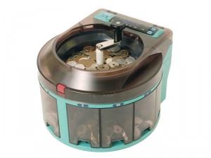 手動小型硬貨選別機 コインソーター SCS-100 新品