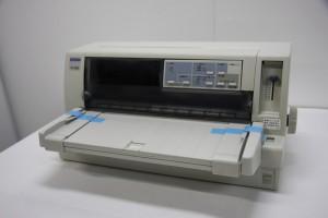 中古 水平ドットプリンタ EPSON VP-2300N 程度良品! ※売約済