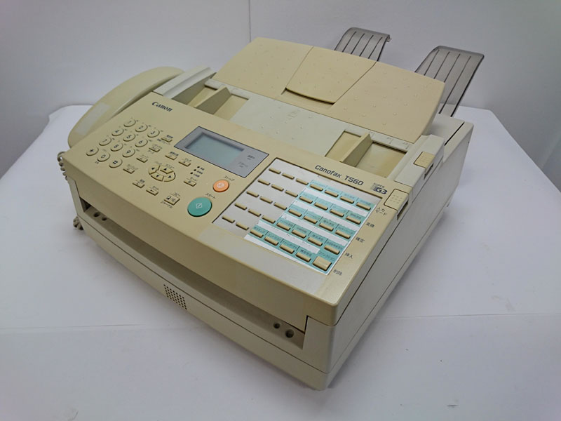 CANON 中古感熱紙FAX T560