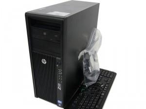 hp z420 WorkStation E5-1620/8GB/500GB/Q2000/水冷【売約済】
