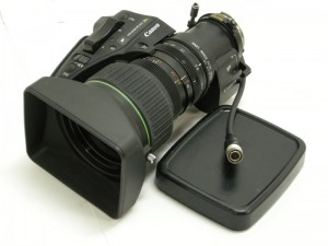 Canon YJ20×8.5B4 IRS SX12 20倍レンズ 美品中古