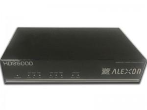 【中古】アレクソン ひかり電話収容システム HDS5000 良品・初期化済 ファーム2.14アップ済み【売約済】