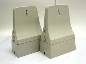 SONY AN-820 UHFアンテナ 800MHz帯 B型ワイヤレスマイク用 動作品 2台セット 中古