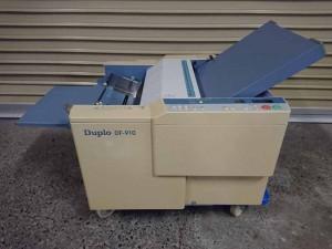 中古紙折機 Duplo DF-910