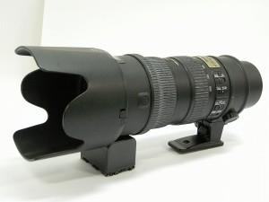 Nikon AF-S VR-NIKKOR 70-200 F2.8G ED  レンズ  動作【良品中古】