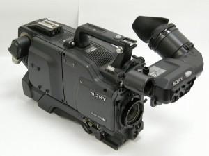 SONY DXC-D50WS + CA-TX50 業務用カメラ、カメラアダプタ 美品 中古