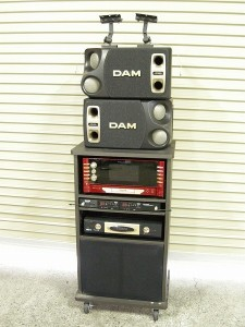 第一興商 DAM-XG1000Ⅱ セット 中古動作品