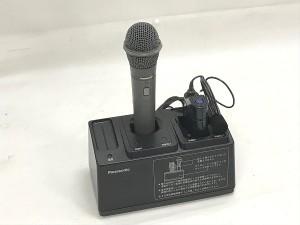 Panasonic  WX-4100B+WX-4300B+WX-4450 ワイヤレスマイク・充電器セット